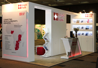 Marketing Exhibition Stands : Why exhibitions are the most cost effective marketing medium