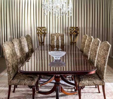 solid mahogany furniture