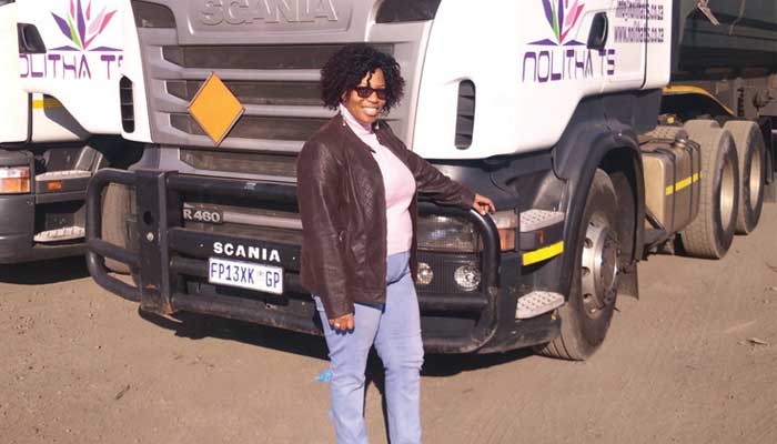 Nolitha Nkosi