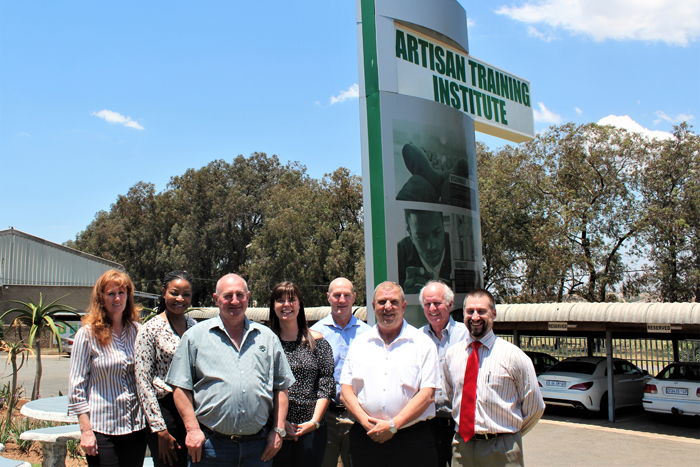 Artisan Training Institute Partners with SA's Equipment