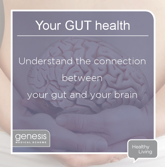 your gut